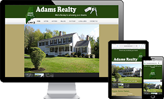 Adams Realty  - China Maine