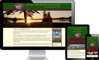Sadulsky's Camps - Maine Cabin Rentals