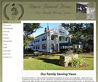 Kincer Funeral Home