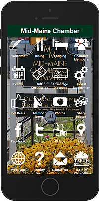 Mid-Maine Chamber of Commerce Mobile App