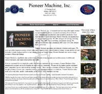 Pioneer Machine, Inc.