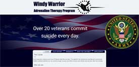 Windy Warrior Adrenaline Therapy Program